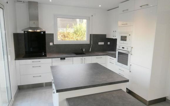 Pose de cuisine à Caen
