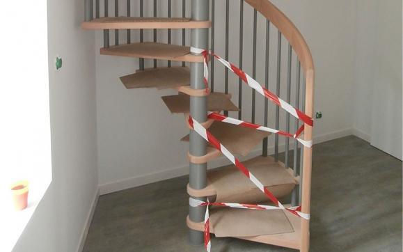 rénovation escalier Caen